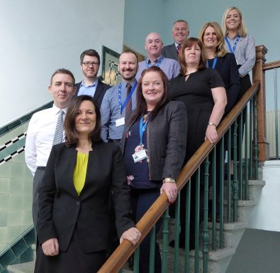 Customer Services Management Team
