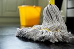 Caretaking Mopping