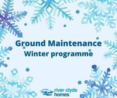 Grounds Maintenace Winter Programme Web